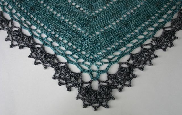Belle Epoque Shawl