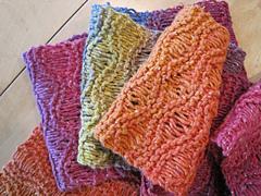 Plymouth Knitting Patterns : Ravelry: F277 KUDO Waves Scarf pattern by Plymouth Yarn Design Studio
