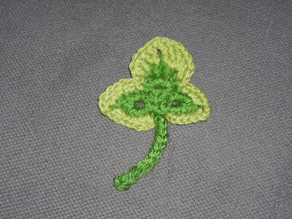 Ravelry: Ivy Leaf pattern by Lesley Stanfield