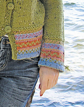 Double Tweed Cardigan PDF