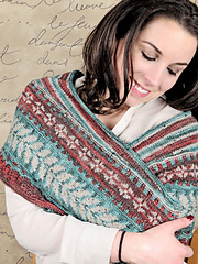 Migration Shawl PDF