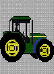 Knitting Pattern Tractor Jumper : Ravelry: Childrens & Adults Tractor jumper / Sweater Knitting Pattern pat...