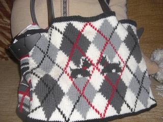 Debbie Bliss Knitting Patterns For Dogs : Ravelry: Scottie Dog Bag pattern by Debbie Bliss