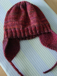 Ravelry Basic Earflap Hat For The Whole Family Pattern By