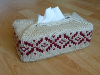Ravelry Xxx Chunky Tissue Box Cover Pattern By Clair
