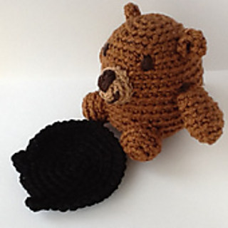 Ravelry: Gilbert the Groundhog pattern by Yvonne Williamson
