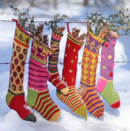 Stockings with embroidery webpage medium