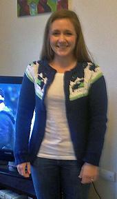Seahawk Sweater