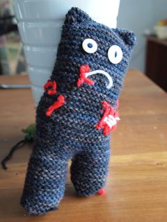 Knitted Teddy Bear Pattern Ravelry : Ravelry: Any Yarn Quick Knit Teddy Bear pattern by Sarah ...