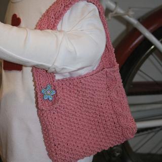 Knitting Pattern Lucy Bag : Ravelry: Samantha Mini Bag pattern by Lucy Locke