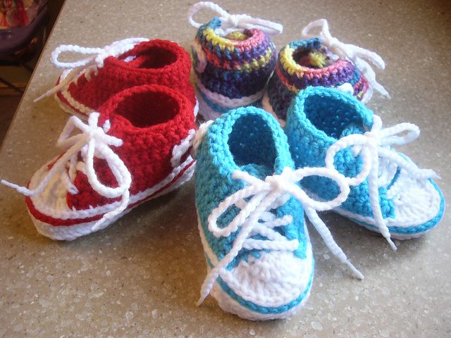 Tampa Bay Crochet: Free Crochet Baby Booties, Sandals ...