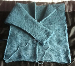Ravelry Adult Modular Cardigan Jacket Pattern By Loraine