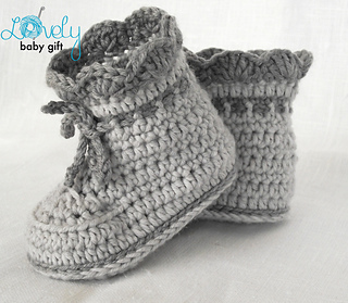 Free Crochet Pattern For Small Dog Booties : Ravelry: Lovely Baby Gift - patterns