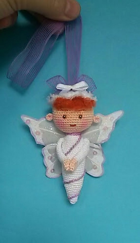 Angeli Amigurumi Tutorial : Ravelry: Amigurumi Angel pattern by CrochetArtDesign