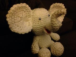 Amigurumi To Go Little Bigfoot Elephant : Ravelry: Little Bigfoot Elephant 2014 pattern by Sharon Ojala