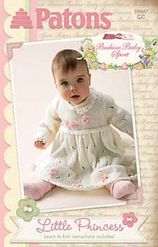 Ravelry: Patons #500852, Little Princess - patterns
