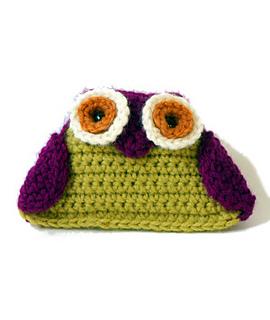 Amigurumi Type Of Yarn : Ravelry: Amigurumi Owl pattern by Lion Brand Yarn