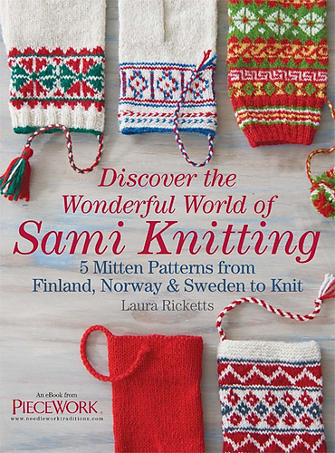 Ravelry: Discover the Wonderful World of Sami Knitting: 5 Mitten Patterns fro...