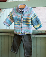 Easy Baby Sweater PDF