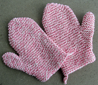 Ravelry: Bath Mitt pattern by Lily Sugarn Cream and ...