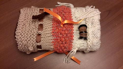 Muff Knitting Pattern : Ravelry: Twiddlemuff pattern by Warrington Hospital