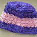 Pink & Purple Hat