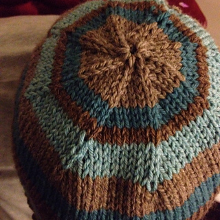 Free Knitting Patterns For Hats In The Round : Ravelry: Basic Knit Hat pattern by Cynthia Miller