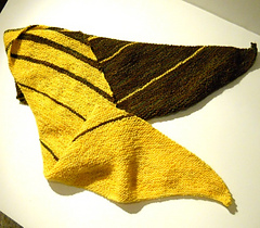 Ravelry: Fibonacci Biased Knit Scarf pattern by Chris Mason
