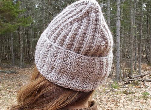 Watch Cap Pdf At Fiberwild Knitting Yarns Needles Kits