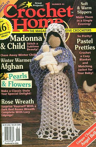 Ravelry Crochet Home Magazine No 44 1995 Patterns