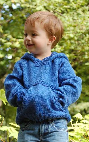 Toddler Hoodie Knitting Pattern : Ravelry: Playtime Hoody pattern by Susie Bonell