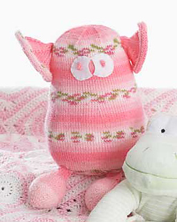 Ravelry Monster Toy Pattern By Bernat Design Studio