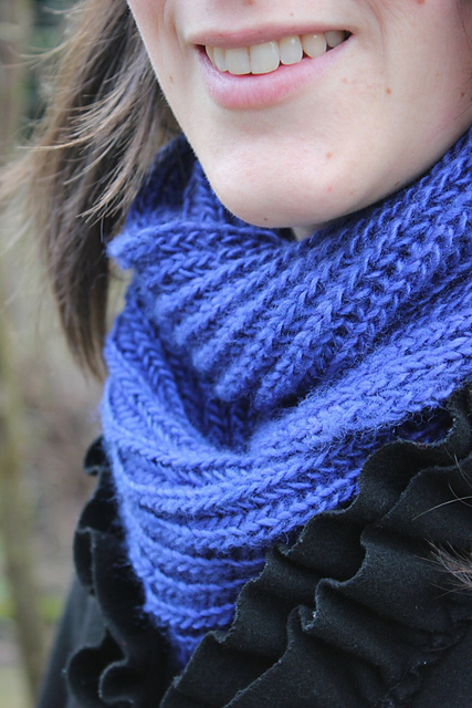 http://www.ravelry.com/projects/misshendrie/brioche-cowl