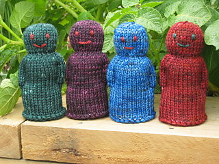 Knitting Pattern For Jelly Babies : Ravelry: Dr Who Jelly Baby Skittle pattern by Shellie Wilson