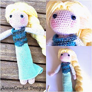 Ravelry: Elsa pattern by Annoo Crochet