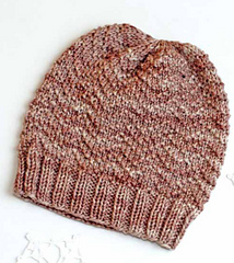 Authentic Knitting Board Patterns : Ravelry: Sierras Beanie pattern by Authentic Knitting Board
