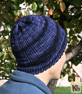 Ravelry Men S Beanie Pattern By Authentic Knitting Board