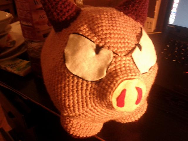 done piggy