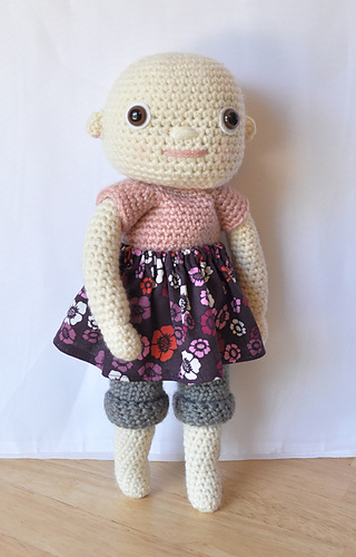 Ravelry Feel Better Friends Doll With Wig Pattern By