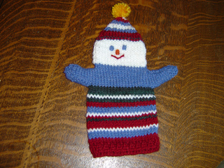 Ravelry Knitted Clown Hand Puppets Pattern By Samaritan S