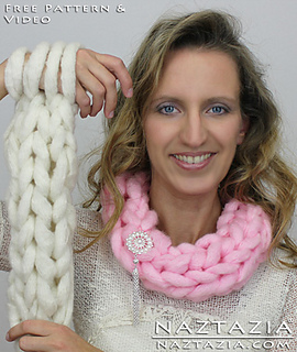 Arm-knitting-scarf-arm-knit-infinity-scarf-cowl-easy-simple-basic-free-pattern_small2