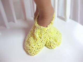 Ravelry: Snug Slippers pattern by Joy Morgan