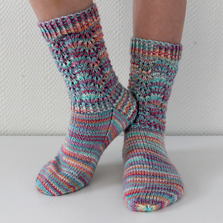 Knitting Pattern For Small Socks : Ravelry: So Sweet Socks pattern by Niina Laitinen