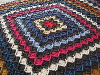 Free Crochet Patterns: Free Crochet Afghans Patterns II : free crochet quilt patterns - Adamdwight.com
