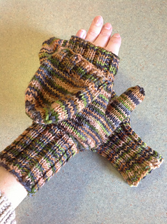 Ravelry Mittens With A Flap Pattern By Pj Allen