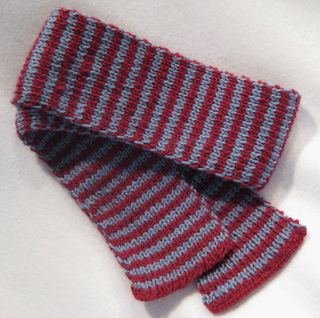 Lincraft Knitting Patterns : Ravelry: Simple Striped Scarf pattern by Lincraft