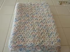 Ravelry: Jamies baby blanket pattern by Lion Brand Yarn
