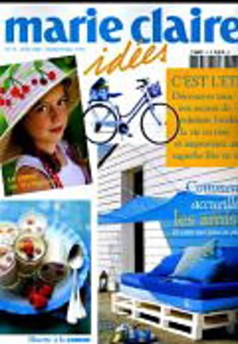 ravelry marie claire id es no 73 et 2009 patterns. Black Bedroom Furniture Sets. Home Design Ideas