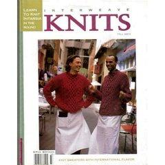 Ravelry: Interweave Knits, Fall 2003 - patterns