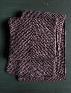 Ravelry Diagonal Twist Scarf Pattern By Purl Soho